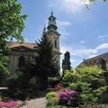 Церква святого яна непомуцького на скалце (kostel svat ho jana nepomuck ho na skalce)
