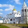 Cвято-покровський жіночий монастир в суздалі