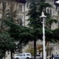 Палац ібрагіма-паші або музей турецького і ісламського мистецтва в стамбулі, туреччина »карта мандрівника