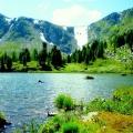 Каракольський озера (алтай)