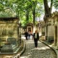 Кладовище пер-лашез в парижі, франція. Фото легендарного кладовища. »Карта мандрівника