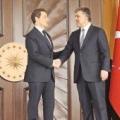 Ніколя саркозі відвідав туреччину
