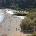Пляж превели, на острові крит, греція. Опис пляжу, як дістатися, превели на карті. Фото і відео. »Карта мандрівника