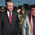 Прем`єр-міністр туреччині прибув в кувейт