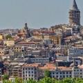 Район бейоглу в стамбулі, туреччина. На карті стамбула. Пам`ятки району на фото. Відгуки туристів. »Карта мандрівника