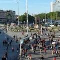 Район таксим в стамбулі, туреччина. Готелі району. Таксим на мапі стамбула. Площа таксим і інші визначні пам`ятки району на фото і відео. »Карта мандрівника