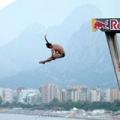 Росіянин виграв в анталії чемпіонат зі стрибків у воду