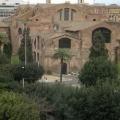 Терми діоклетіана в римі, італія. Terme di diocleziano на фото. »Карта мандрівника