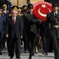 Туреччина відзначила 90-ту річницю дня перемоги