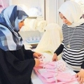 У туреччині зменшилася кількість молодих мам