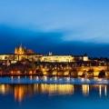 Замки чехії