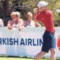Жіночий міжнародний турнір з гольфу завершився в анталії