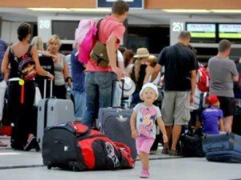 Анталія прийняла рекордну кількість туристів