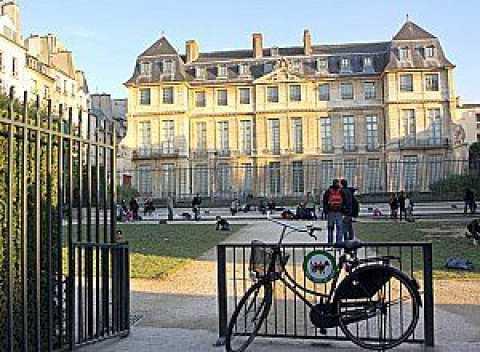Музей пікассо в парижі