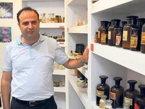 Музей в малатье розповість історію ліків