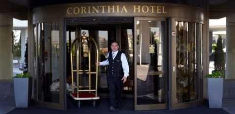 """Новий рік в готелі """"корінтія тауерс"""""""