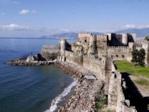 Пам`ятка для туристів: подорож в саме південне місто туреччині - анамур