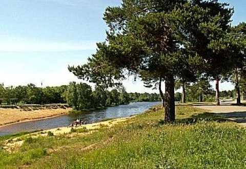 Сормовський парк в нижньому новгороді