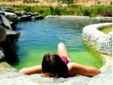 Топ 10 термальних курортів туреччині