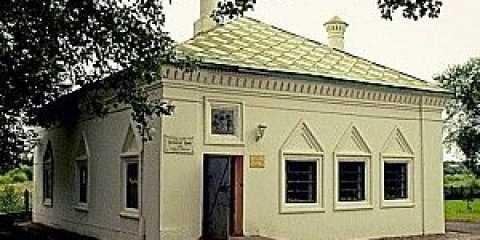 Будинок-музей петра першого в вологді