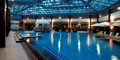 Роль міжнародного бізнесу в готельній індустрії санктрпетербурга. Частина 2