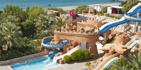 Кращі готелі туреччини 5 зірок з аквапарком: для дітей, з піщаним пляжем, великою територією, фото »карта мандрівника